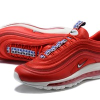 Nike Air Max 97 TT Prm Retro air cushion jogging shoes