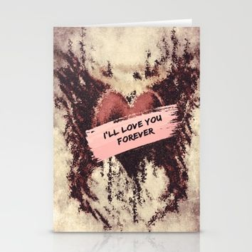 Enigma Stationery Cards by Jessica Ivy