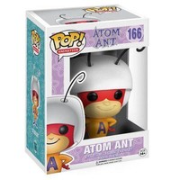 Atom Ant Pop! Animation Vinyl Figure by FUNKO NIB 166 NIP