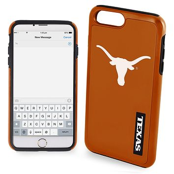 Texas Longhorns Impact Color iPhone Case