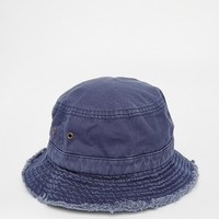 ASOS Denim Bucket Hat