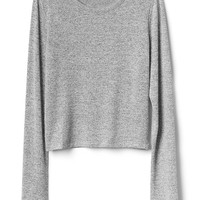 Softspun crop top | Gap
