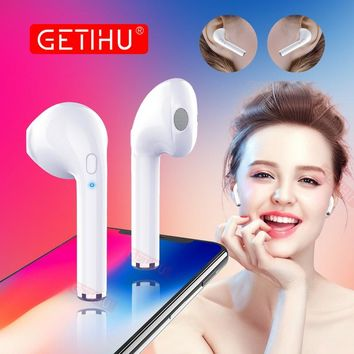 Mini Twins Bluetooth Earphones Stereo headphones in Ear Buds wireless Earbuds handsfree Sport