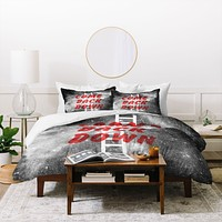 Nick Nelson Come Back Down Duvet Cover