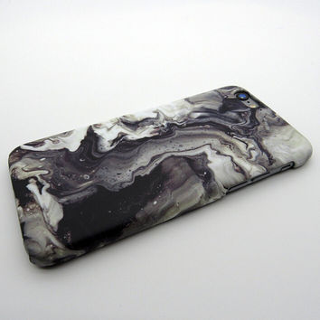 Unique Non-slip Marble Stone iPhone 7 se 5s 6 6s Plus Case + Nice Gift Box 276