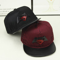 Superman Batman Gradient Hats [9604967695]