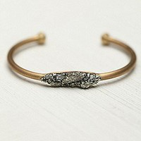Marley Moretti  Pyrite and Stones Cuff at Free People Clothing Boutique