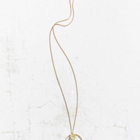 Anya Crystal Ring Necklace - Urban Outfitters