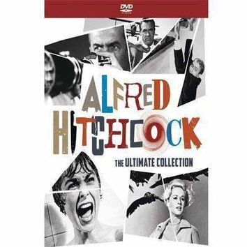 Alfred Hitchcock DVD Series The Ultimate Collection Box Set