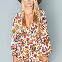 Show Me Your mumu Rocky Romper ~ Royal