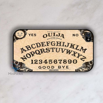 Ouija Board  iPhone 4 Case iPhone 4s Case iPhone by MiniPocket2012