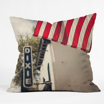 Catherine McDonald Dixie Throw Pillow