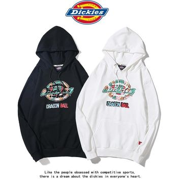 HCXX 19Aug 360 Dickies Classic Logo Cotton Hooded Sweater