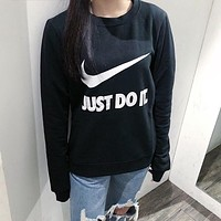 "Fashion ""NIKE"" Women Top Sweater"