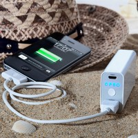 Power Bank 7800mAh Super Mini External Battery Pack Portable Charger
