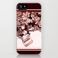 nutella  iPhone Case by Kim Rose | Society6