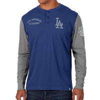 Los Angeles Dodgers Homefield Henley - MLB.com Shop