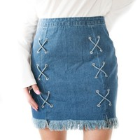 Chasing The Sun Skirt