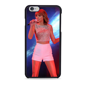 Taylor Swift Hits The Stage In A Cute Top And Shorts To Perform iPhone 6 Case