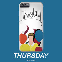 The Weeknd Thursday XO Mixtape Illustration IPhone / Galaxy Phone Case