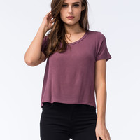 FULL TILT Oh So Easy Womens Tee
