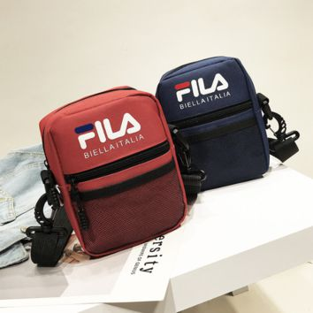 FILA Small Crossbody Shoulder Bag