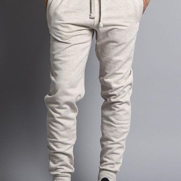 Fleece Jogger Sweatpants - DD14D