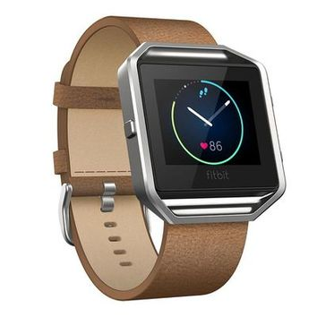 Luxe Leather Band for Fitbit Blaze