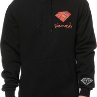 Diamond Supply Co Low Life Logo Hoodie