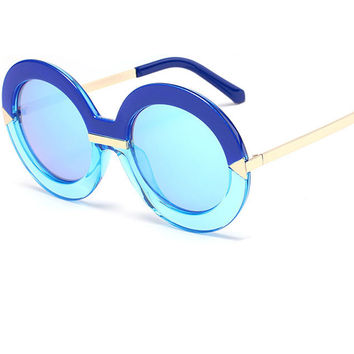 Sunglasses women  for women summer style vintage sun glasses round woman sun glasses oculos oculos de sol feminino,CC-1501419