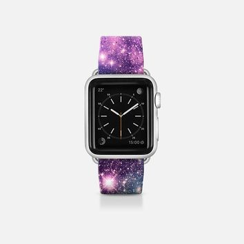 Galaxy Stars II Apple Watch Band (38mm) by Organic Saturation | Casetify