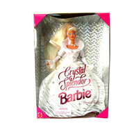 Crystal Splendor Barbie 1995 Special Edition Doll