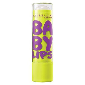 MAYBELLINE Peppermint Baby Lips lipbalm