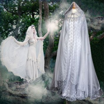 Women's Fairy Cosplay Costume  - Free Shipping