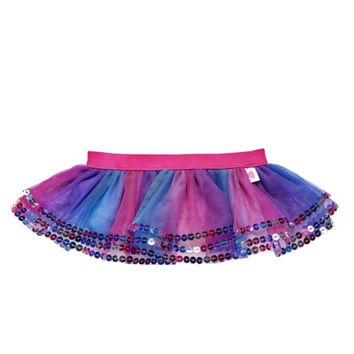 Multicolor Sequin Tutu | Build-A-Bear