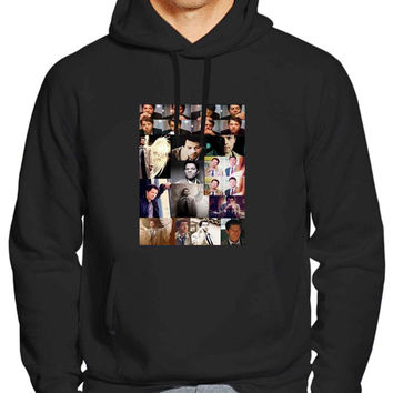 supernatural castiel collage 113e92bd-e8cd-49f9-9b78-db4de654a6eb For Man Hoodie and Woman Hoodie S / M / L / XL / 2XL *NP*