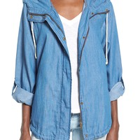 BP. Denim Anorak | Nordstrom