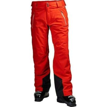 Helly Hansen Pro Recco Red Ski Pants NWT Mens Size Large