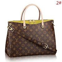 Louis Vuitton New fashion monogram leather shoulder bag handbag women