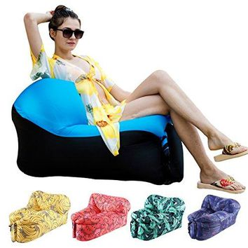 HAKE Inflatable Chair Air Chair Portable and Lightweight Camping Chair