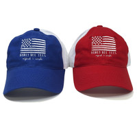 Flag Adult Trucker Hat