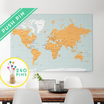Large world map canvas gidiyedformapolitica large world map canvas gumiabroncs Images