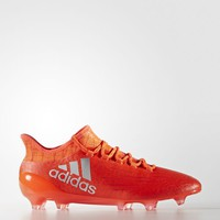 adidas X 16.1 Firm Ground Cleats - Red | adidas US