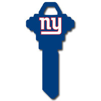 Schlage NFL Key - New York Giants