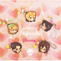 ♡ Dream Boyfriends Charms ♡