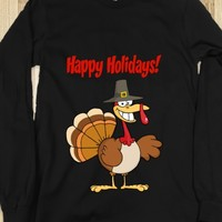 happy holidays-thanksgiving