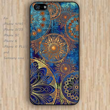 iPhone 6 case colorful rust  abstract pattern iphone case,ipod case,samsung galaxy case available plastic rubber case waterproof B048