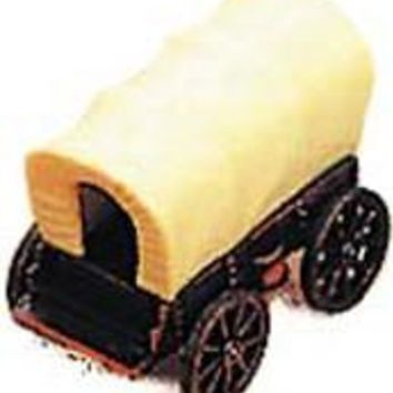 Novelty Pencil Sharpener: Covered Wagon
