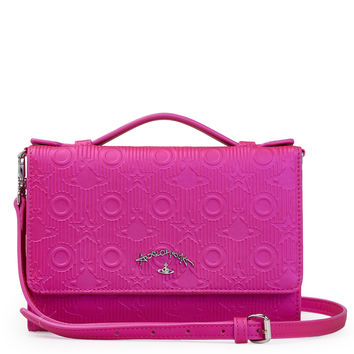 Chilham Travel Wallet 390013 Pink