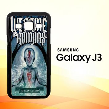 We Came As Romans cover Z1387  Samsung Galaxy J3 Edition 2015 SM-J300 Case